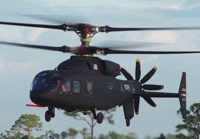 Mỹ trình làng trực thăng rất dị, vượt xa cá sấu Ka-52 Nga - Ảnh 3.