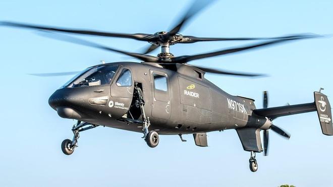 Mỹ trình làng trực thăng rất dị, vượt xa cá sấu Ka-52 Nga - Ảnh 21.