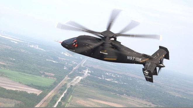 Mỹ trình làng trực thăng rất dị, vượt xa cá sấu Ka-52 Nga - Ảnh 6.