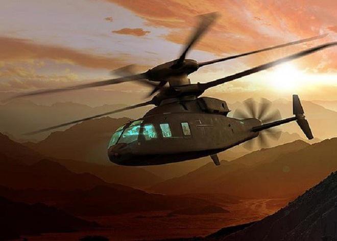 Mỹ trình làng trực thăng rất dị, vượt xa cá sấu Ka-52 Nga - Ảnh 7.