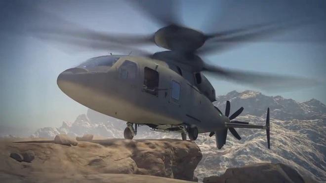 Mỹ trình làng trực thăng rất dị, vượt xa cá sấu Ka-52 Nga - Ảnh 9.
