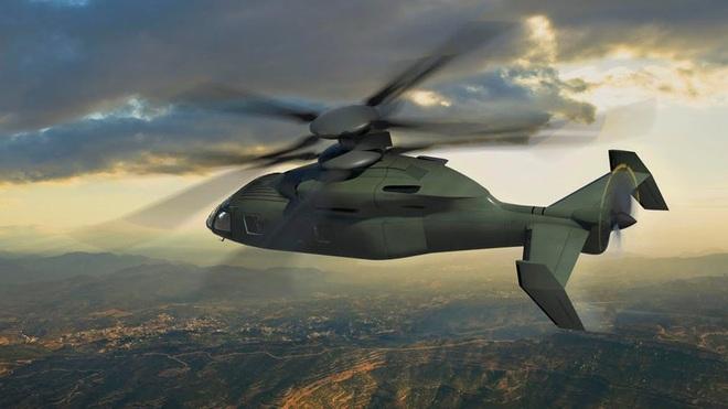Mỹ trình làng trực thăng rất dị, vượt xa cá sấu Ka-52 Nga - Ảnh 10.