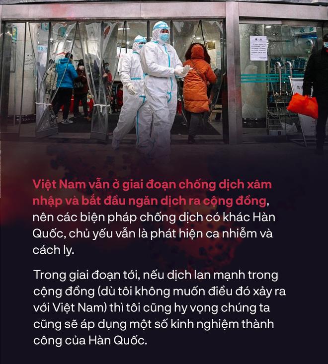 Bài học cách ly tại nhà chống dịch Covid-19 ấn tượng của Hàn Quốc: Vì sao Việt Nam không áp dụng? - Ảnh 3.