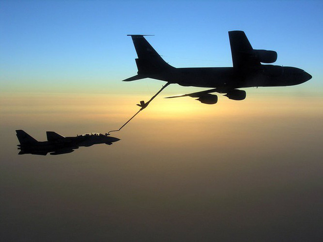 [ẢNH] Mèo đực F-14 Tomcat trên tàu sân bay Mỹ, uy lực và huyền thoại - ảnh 10