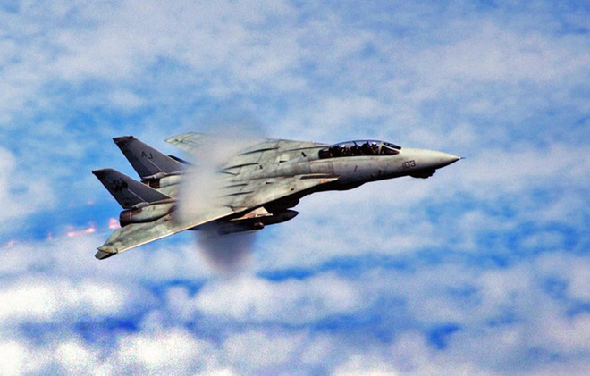 [ẢNH] Mèo đực F-14 Tomcat trên tàu sân bay Mỹ, uy lực và huyền thoại - ảnh 12