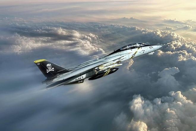 [ẢNH] Mèo đực F-14 Tomcat trên tàu sân bay Mỹ, uy lực và huyền thoại - ảnh 14