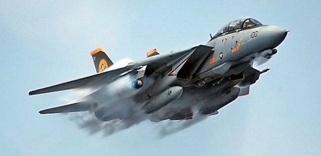 [ẢNH] Mèo đực F-14 Tomcat trên tàu sân bay Mỹ, uy lực và huyền thoại - ảnh 18