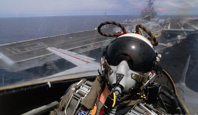 [ẢNH] Mèo đực F-14 Tomcat trên tàu sân bay Mỹ, uy lực và huyền thoại - ảnh 3