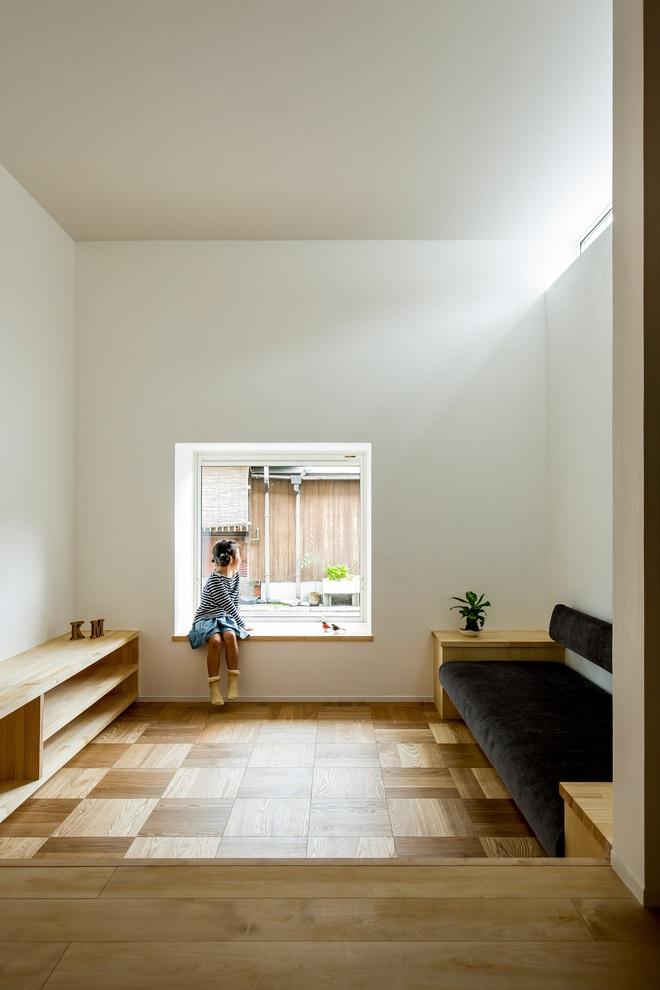 Ngôi nhà bình yên đến nao lòng với khoảng sân vườn thiết kế nghệ thuật đẹp như tranh vẽ ở Nhật - Ảnh 7.