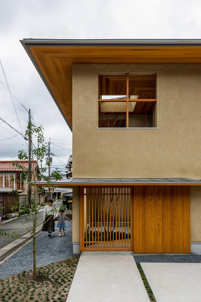 Ngôi nhà bình yên đến nao lòng với khoảng sân vườn thiết kế nghệ thuật đẹp như tranh vẽ ở Nhật - Ảnh 8.