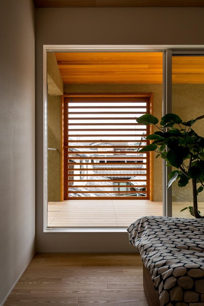 Ngôi nhà bình yên đến nao lòng với khoảng sân vườn thiết kế nghệ thuật đẹp như tranh vẽ ở Nhật - Ảnh 10.