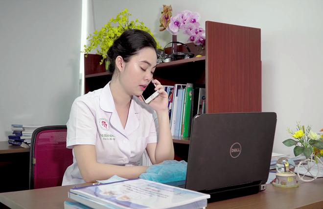 Huyền Trang Sao Mai ra MV ngợi ca các y bác sỹ chống dịch Covid-19 - Ảnh 2.