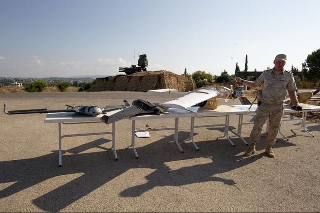 Máu đã đổ từ Saudi tới Syria: Bầy UAV gây thiệt hại khủng khiếp - Ảnh 2.