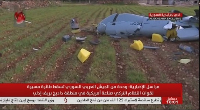 Máu đã đổ từ Saudi tới Syria: Bầy UAV gây thiệt hại khủng khiếp - Ảnh 3.