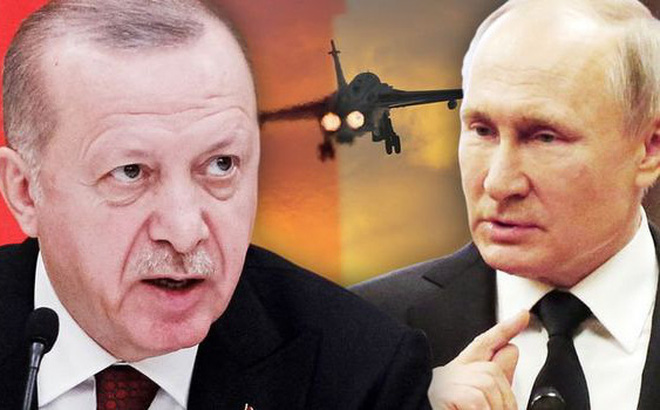Thổ lập lằn ranh đỏ, 1 mũi tên trúng 2 đích: Nga-Syria bị đẩy vào cái bẫy không ngờ