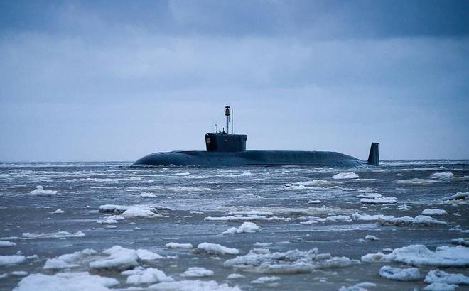 Mỹ bất lực trước tàu ngầm mạnh nhất thế giới của Nga?