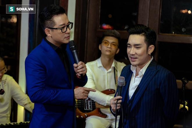 Liveshow không có khán giả của Tuấn Hưng, Quang Hà giữa dịch Covid-19 - Ảnh 5.