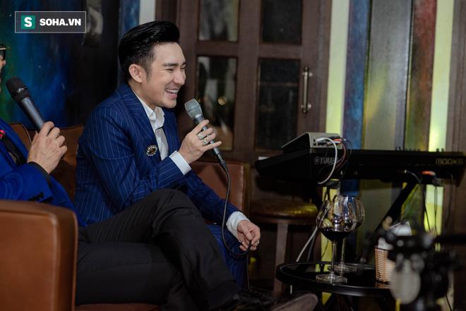 Liveshow không có khán giả của Tuấn Hưng, Quang Hà giữa dịch Covid-19 - Ảnh 4.