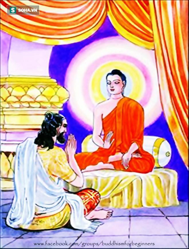Bệnh tật đầy mình đến tìm Đức Phật, người đàn ông giật mình khi Ngài chỉ rõ 5 nguyên nhân - Ảnh 1.