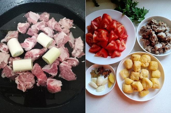 Bò om cà chua mềm ngon lạ miệng cho bữa tối hao cơm - Ảnh 1.