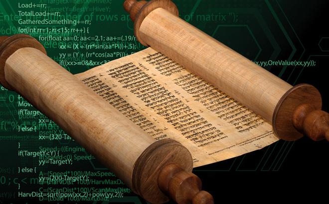 """Giải mã cuộn giấy cổ ở Italia: Nhà khoa học sử dụng """"ngọn đuốc"""" sáng hơn Mặt Trời 10 tỷ lần"""