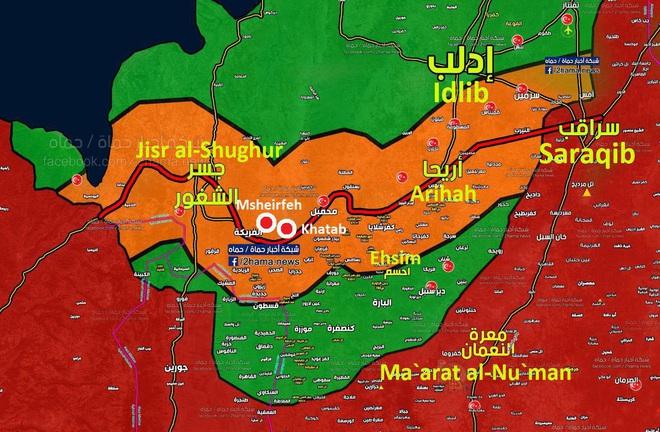 Đại tướng Shoigu đã đến Syria, cơn thịnh nộ nào sắp giáng xuống phiến quân sau tối hậu thư? - Ảnh 3.