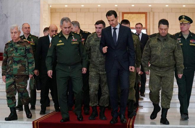 Đại tướng Shoigu đã đến Syria, cơn thịnh nộ nào sắp giáng xuống phiến quân sau tối hậu thư? - Ảnh 1.