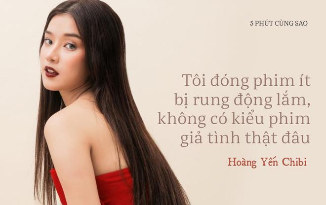 """Hoàng Yến Chibi: """"Con người em có tý chợ búa"""" - Ảnh 4."""