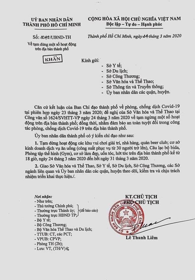 TP HCM đề xuất xử phạt hành chính việc không đeo khẩu trang nơi công cộng  - Ảnh 1.