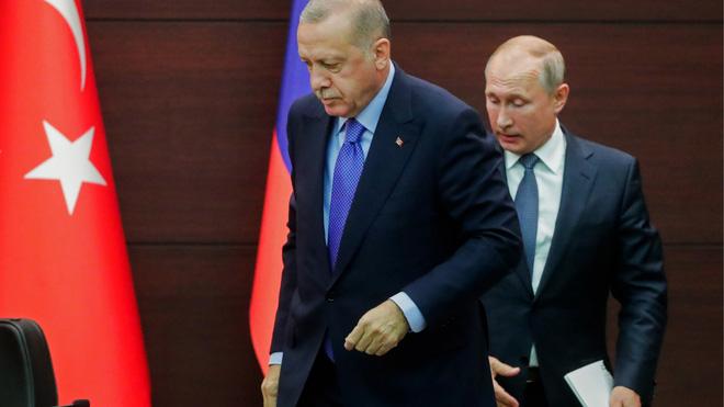 Giơ cao đánh khẽ ở Idlib, Nga lấy đại cục làm trọng: Thổ Nhĩ Kỳ chỉ được xoa dịu tạm thời, khó tránh khỏi thảm bại ở Syria? - ảnh 1