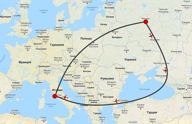 Vận tải cơ IL-76 của Nga phải mua đường khi tới Italia: Sự đoàn kết trên giấy của NATO? - Ảnh 1.