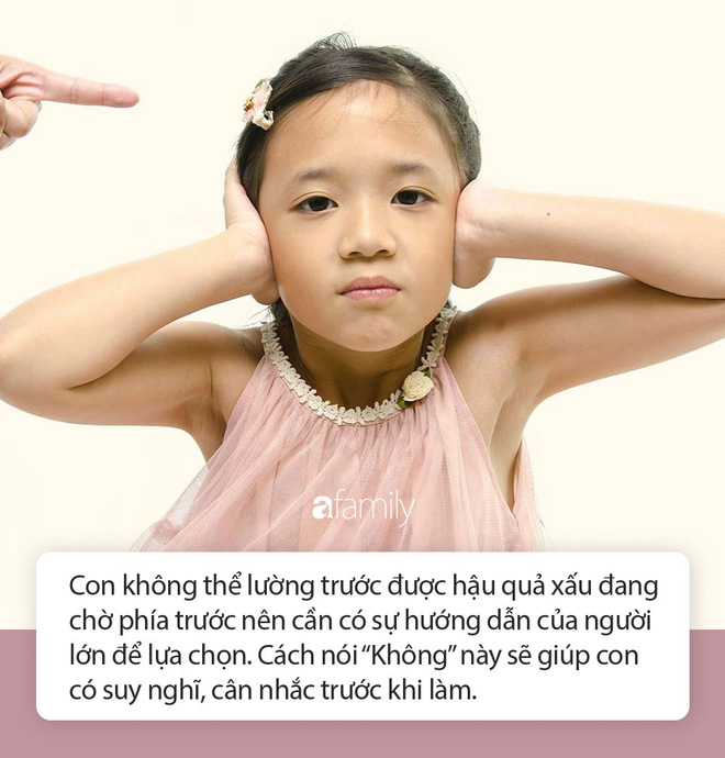 7 tình huống cha mẹ cần kiên quyết nói Không, đừng vì một phút chần chừ mà gây hại đến tương lai của con - Ảnh 1.