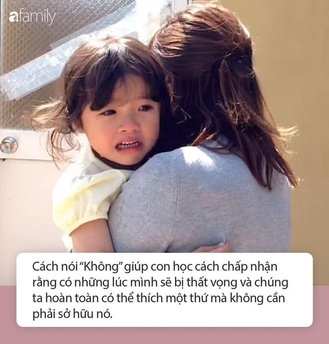 7 tình huống cha mẹ cần kiên quyết nói Không, đừng vì một phút chần chừ mà gây hại đến tương lai của con - Ảnh 2.