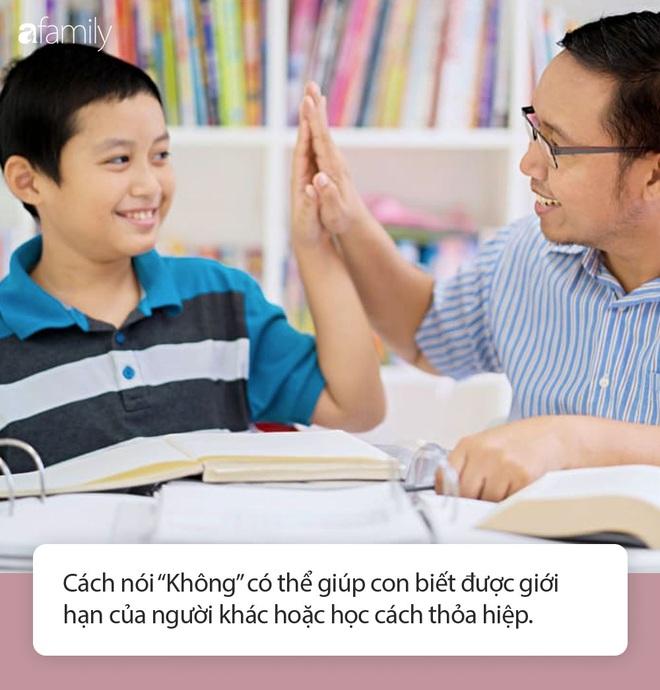 7 tình huống cha mẹ cần kiên quyết nói Không, đừng vì một phút chần chừ mà gây hại đến tương lai của con - Ảnh 3.