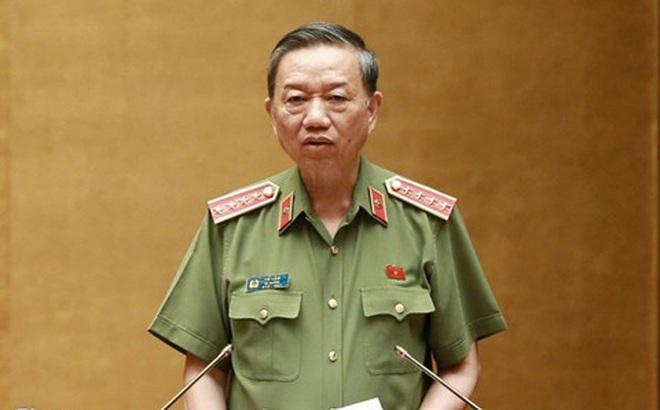 Bộ trưởng Tô Lâm: Quyết liệt, khẩn trương thực hiện 8 mệnh lệnh phòng chống COVID-19
