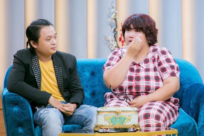 Nữ diễn viên trăm ký: Hôn nhân hạnh phúc với chồng kém 30kg, không áp lực chuyện con cái - Ảnh 2.