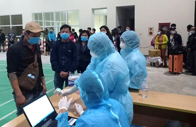 Bệnh nhân Covid-19 số 146 đang cách ly tại Hà Tĩnh từng tiếp xúc ca bệnh 122 - Ảnh 1.