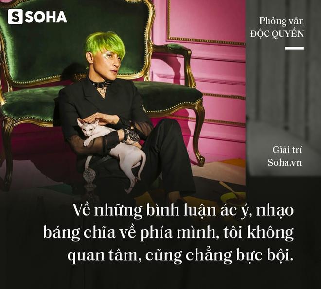 Phỏng vấn độc quyền: Nhĩ Thái phim Hoàn Châu Cách Cách trải lòng về cú sốc khiến mặt bị bỏng 50% - Ảnh 10.