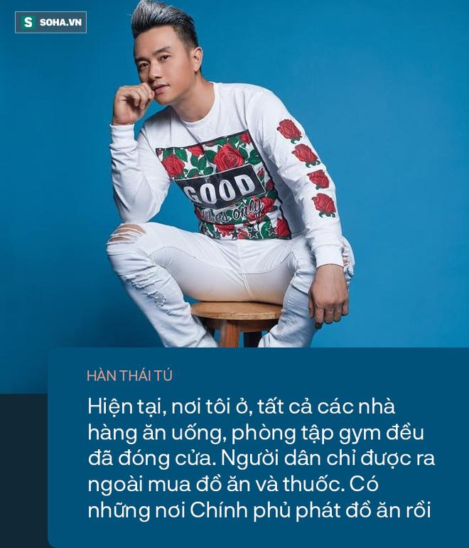 Nghệ sĩ Việt ở nước ngoài: Sống lo sợ, có giờ giới nghiêm, chỉ được ra ngoài mua đồ ăn và thuốc - Ảnh 1.