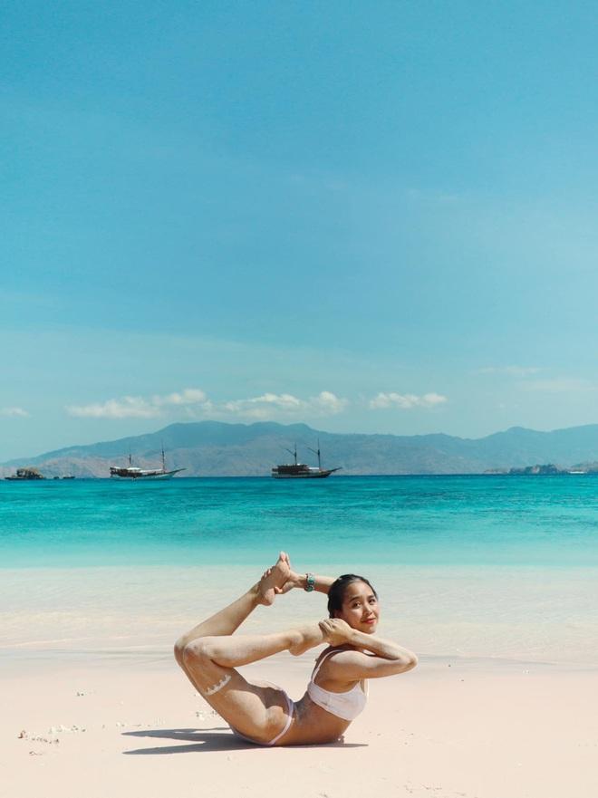 Bộ ảnh tập Yoga vòng quanh thế giới tuyệt đẹp, danh tính của nhân vật chính còn gây bất ngờ hơn - Ảnh 5.