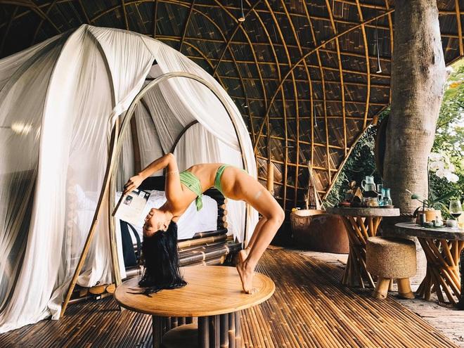 Bộ ảnh tập Yoga vòng quanh thế giới tuyệt đẹp, danh tính của nhân vật chính còn gây bất ngờ hơn - Ảnh 11.