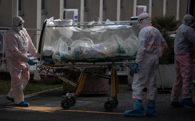 """Giáo sư Italy nghi ngờ COVID-19 đã """"vượt biên"""" khỏi TQ, sang châu Âu từ trước khi dịch bệnh được phát hiện"""