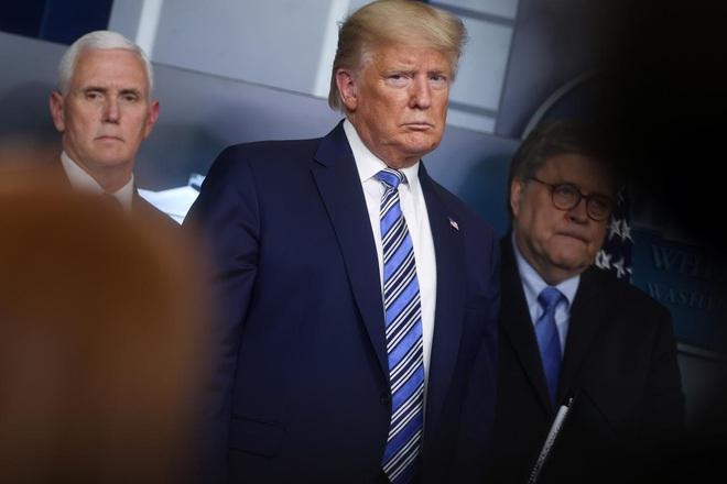 Mỹ 2 ngày liên tiếp tăng trên 10.000 ca nhiễm COVID-19, ông Trump yêu cầu khẩn cấp Hàn Quốc giúp vật tư y tế - Ảnh 1.