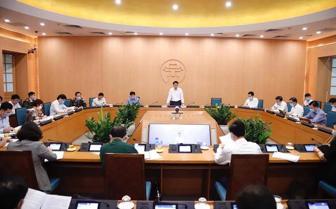 Chủ tịch Hà Nội yêu cầu tất cả quán cafe, nhà hàng, phòng gym tạm đóng cửa đến 5/4