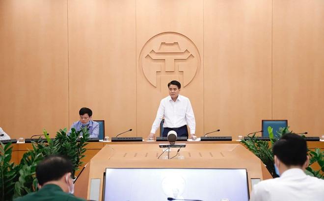 Chủ tịch Hà Nội: Thêm 2 người dương tính lần 1 Covid-19 tại Bệnh viện Bạch Mai, phải hết sức cảnh giác trong phòng dịch