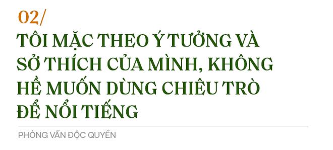 Phỏng vấn độc quyền: Nhĩ Thái phim Hoàn Châu Cách Cách trải lòng về cú sốc khiến mặt bị bỏng 50% - Ảnh 8.