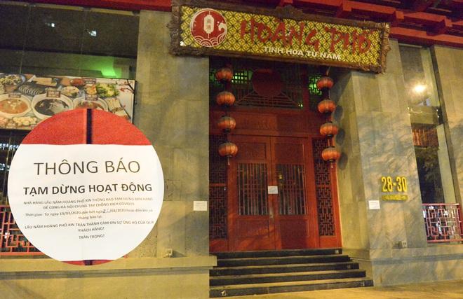 Hình ảnh khác lạ của các phố karaoke nổi tiếng Hà Nội sau chỉ đạo đóng cửa tạm thời - Ảnh 9.