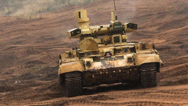 3 vũ khí đỉnh cao của Nga sinh ra từ chiến trường Syria: Có đơn hàng tăng gấp 4 lần! - Ảnh 3.