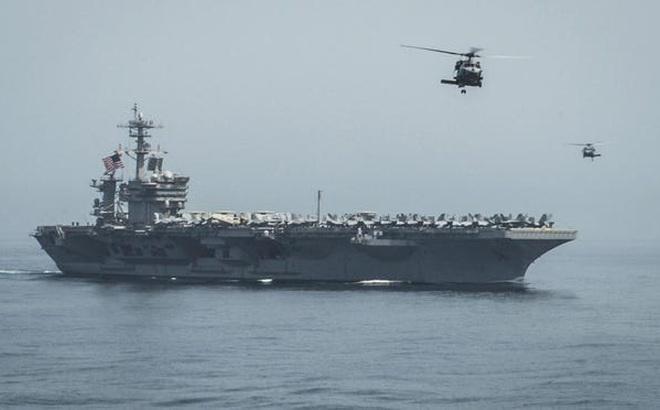 8 thủy thủ trên tàu sân bay USS Theodore Roosevelt của Mỹ dương tính với Covid-19