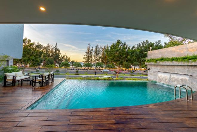 Cận cảnh biệt thự san hô ở Đà Nẵng được giới thiệu trên báo Mỹ - Ảnh 5.